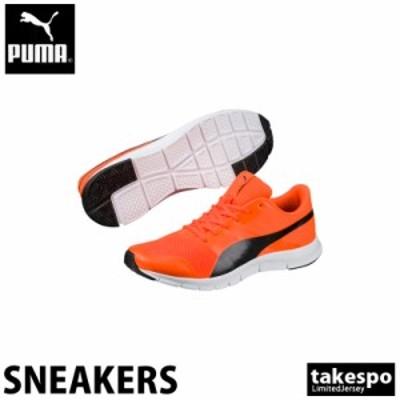 プーマ スニーカー メンズ PUMA ランニング ジョギング マラソン フレックスレーサー 360580 ORG アウトレット