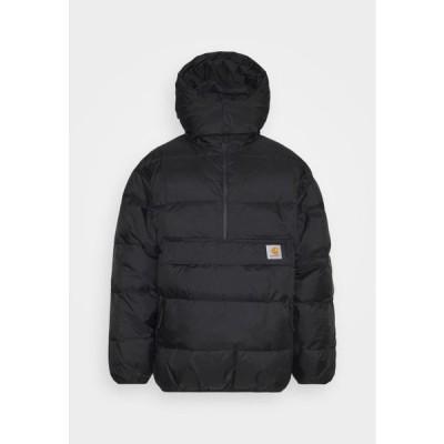 カーハート メンズ ファッション JONES - Winter jacket - black