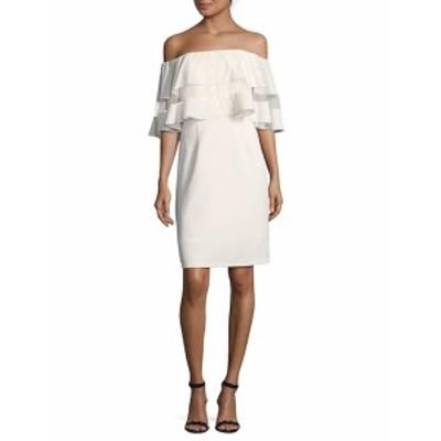 ロータススレッズ レディース ワンピース Off-the-Shoulder Mini Dress