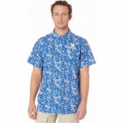 コロンビア Columbia College メンズ トップス Kentucky Wildcats CLG Super Slack Tide(TM) Shirt Azul