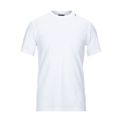 エンポリオ アルマーニ EMPORIO ARMANI T シャツ ホワイト XXS コットン 100% T シャツ