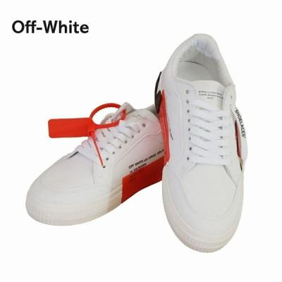 オフホワイト メンズ スニーカー OMIA085R20D330500129 ホワイト