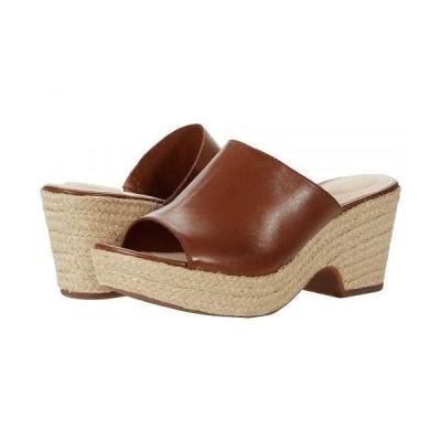 Clarks クラークス レディース 女性用 シューズ 靴 ヒール Maritsa Mule - Tan Leather