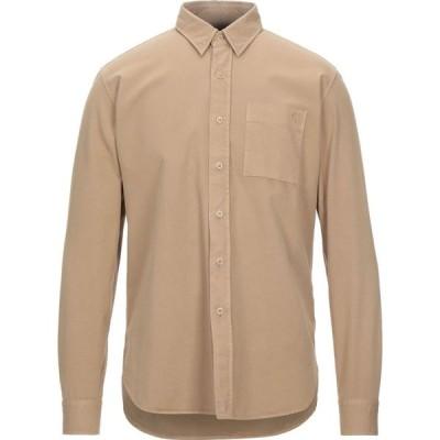 ベルスタッフ BELSTAFF メンズ シャツ トップス solid color shirt Khaki