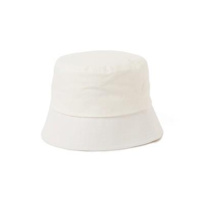【ビームス メン】 BEAMS / コットンリップストップ バケットハット メンズ ホワイト - BEAMS MEN