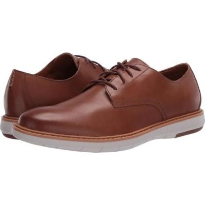 クラークス Clarks メンズ シューズ・靴 Draper Lace Tan Leather w/ Beige Outsole