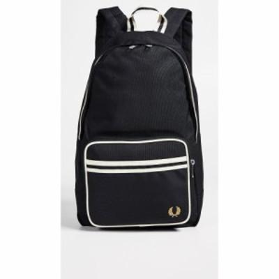 フレッドペリー Fred Perry メンズ バックパック・リュック バッグ Twin Tipped Backpack Black