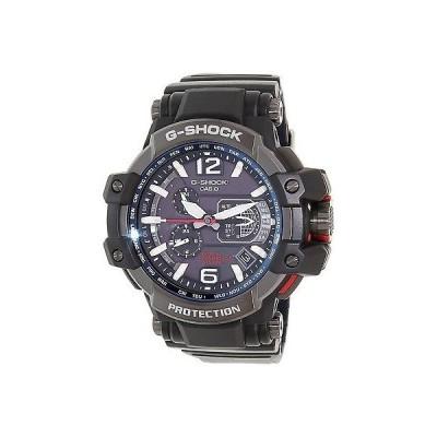 カシオ Casio メンズ G-Shock GPW1000-1A ブラック Resin クォーツ 腕時計