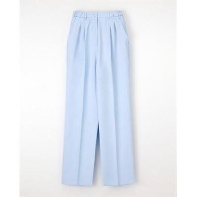 ナガイレーベン KES-1173 女子パンツ(女性用) ナースウェア・白衣・介護ウェア