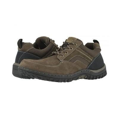 Nunn Bush ナンブッシュ メンズ 男性用 シューズ 靴 スニーカー 運動靴 Quest Moc Toe Oxford - Tan Multi