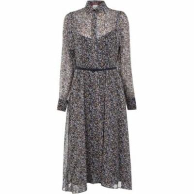 マックスマーラ Max Mara Studio レディース ワンピース ワンピース・ドレス Mms Newport Dress Blu Macchio