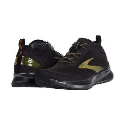 Brooks ブルックス メンズ 男性用 シューズ 靴 スニーカー 運動靴 Levitate 4 - Black/Gold
