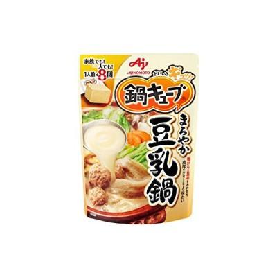 味の素 鍋キューブ まろやか豆乳鍋 77g