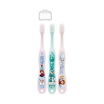 スケーター 歯ブラシ 園児用 3-5才 普通 3本入 アナと雪の女王 ディズニー 14cm TB5ST