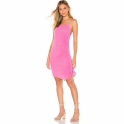 ジェンズパイレーツブーティ Jens Pirate Booty レディース ワンピース ミニ丈 ワンピース・ドレス Crossings Mini Dress Sky Pink