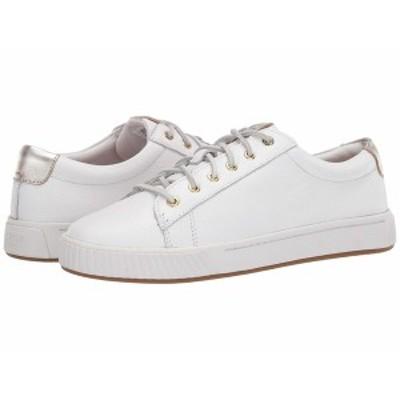 スペリー レディース スニーカー シューズ Anchor PlushWave LTT Leather White