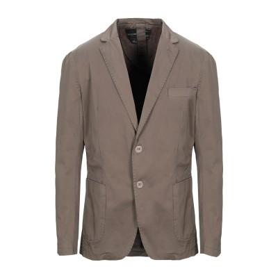RUMJUNGLE テーラードジャケット カーキ 54 コットン 98% / ポリウレタン 2% テーラードジャケット
