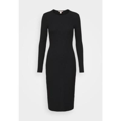 アンナフィールド レディース ファッション Jumper dress - black