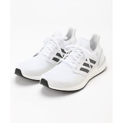 <adidas Originals (Men)/アディダス オリジナルス> スニーカー ULTRABOOST 20 EG0783 white【三越伊勢丹/公式】