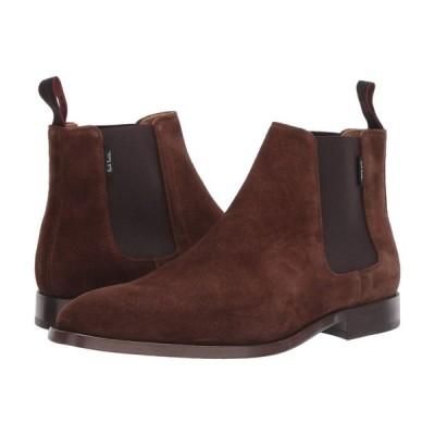 ポールスミス Paul Smith メンズ ブーツ シューズ・靴 Gerald Boot Chocolate 1
