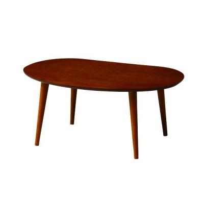 木製 ローテーブル(W750) テーブル table ローテーブル センターテーブル リビングテーブル カフェテーブル 棚板付き リビング オシャレ シン