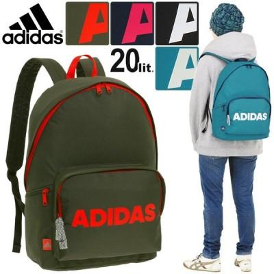 【セール】アディダス リュック adidas リュックサック 定番型 全6色 20リットル デカロゴ  57592