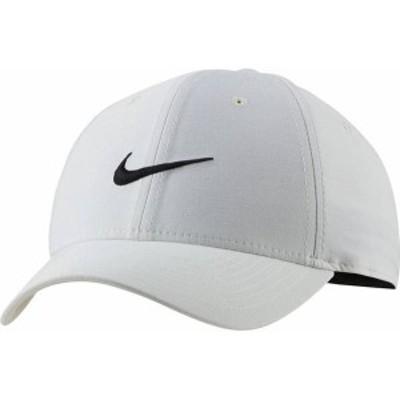 ナイキ メンズ 帽子 アクセサリー Nike Men's L91 Novelty Golf Hat Photon Dust/Black
