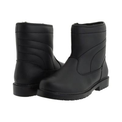 ツンドラブーツ Tundra Boots メンズ ブーツ シューズ・靴 Abe Black