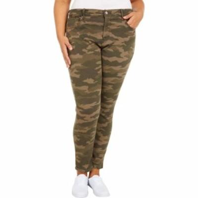 リーバイス Levis Plus レディース ジーンズ・デニム ボトムス・パンツ 311 Shaping Skinny Jeans Soft Tanzanite Camo
