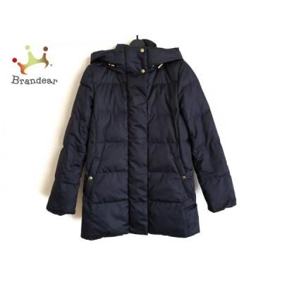 マッキントッシュフィロソフィー ダウンジャケット サイズ36 M レディース ダークネイビー 冬物 新着 20200616