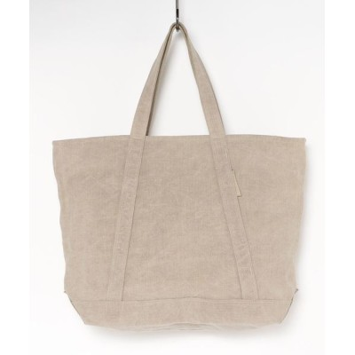 ARKnets / STUFF / スタッフ:ROOTS TOTE 3 LINEN:ROOTS-TOTE-3-LINEN[STD] MEN バッグ > ショルダーバッグ
