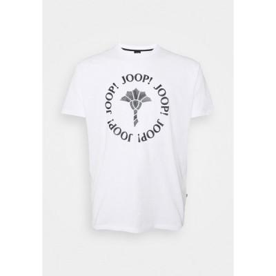 ジョープ Tシャツ メンズ トップス ABRAMO - Print T-shirt - white
