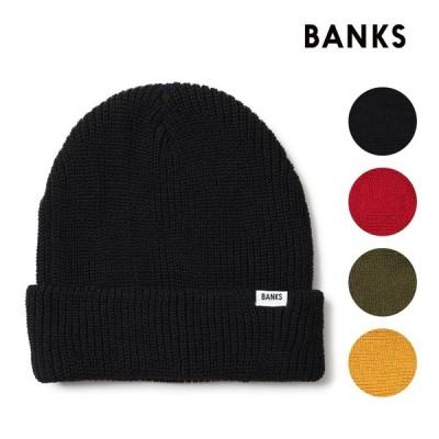 バンクス ニット帽 ビーニー 帽子 BANKS