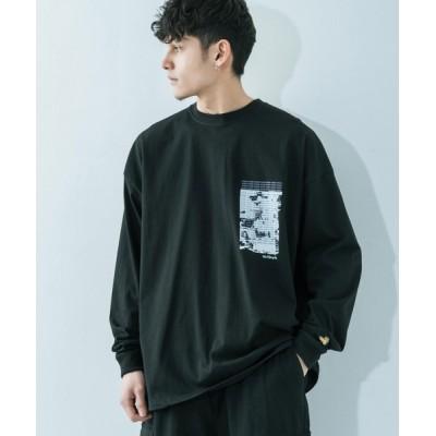 tシャツ Tシャツ MARK GONZALES/マークゴンザレス オーバーサイズ プリントロンT