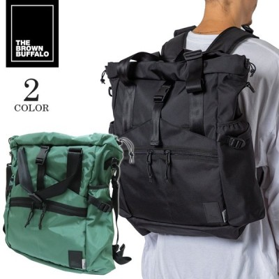 THE BROWN BUFFALO ザ ブラウン バッファロー バッグ リュック HELMET BACKPACK バックパック リュックサック 鞄 カバン おしゃれ 旅行
