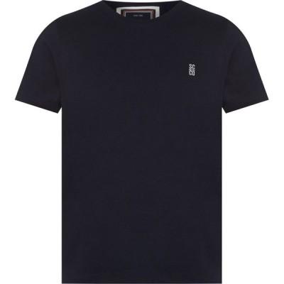 ソウルカル SoulCal メンズ Tシャツ トップス Signature T Shirt Navy