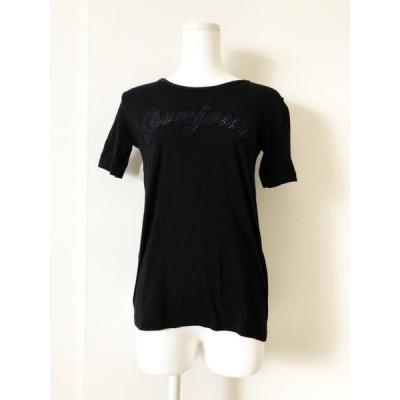 デンドロビウム DENDROBIUM レディース サイズ38 Tシャツ 半袖 【古着フクノミライ】