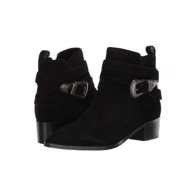 Marc Fisher LTD マークフィッシャーリミテッド レディース 女性用 シューズ 靴 ブーツ アンクルブーツ ショート Yandi - Black