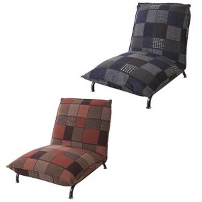 フロアローソファ ローソファ RKC-936 フロアチェア 座椅子 座いす 椅子 いす 42段階リクライニング リビング