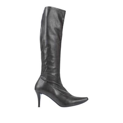 ファルッチ FARRUTX ブーツ 鉛色 39 紡績繊維 ブーツ