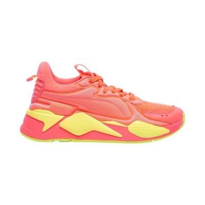 (取寄)プーマ レディース シューズ プーマ RS-X ソフト ケースWomen's Shoes PUMA RS-X Soft CasePink Alert Yellow Alert