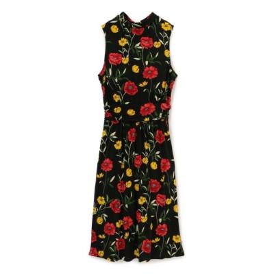 【leota】ポピーのブラックのドレス