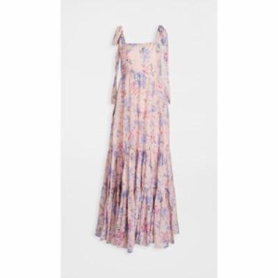 ラブシャックファンシー LOVESHACKFANCY レディース ワンピース ワンピース・ドレス Burrows Dress Whispering Lilac