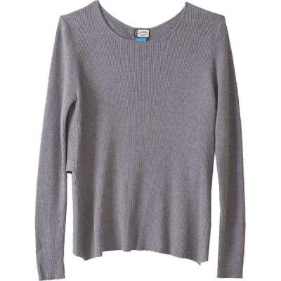 カブー KAVU レディース ニット・セーター トップス Rosebyrne Sweater Grey