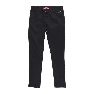 SARAH CHOLE パンツ ブラック 9 コットン 97% / ポリウレタン 3% パンツ