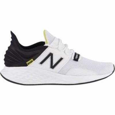 ニューバランス New Balance メンズ ランニング・ウォーキング シューズ・靴 Fresh Foam Roav White/Black