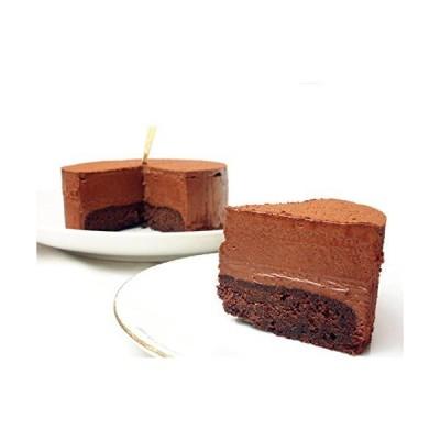 神戸スイーツ チョコレートケーキ ドゥーブルショコラ ホール4号(3-4人分) (バースデーケーキ 誕生日