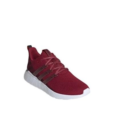 アディダス メンズ スニーカー シューズ Questar Flow Sneaker CBURGU/CBU