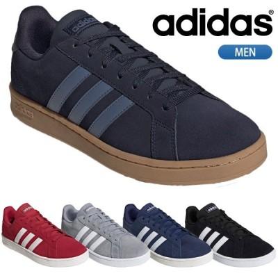 アディダス adidas グランドコート GRANDCOURT SUE M スウェード