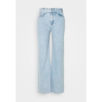 マビ デニムパンツ レディース ボトムス JOY - Straight leg jeans - gold icon